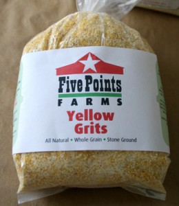 Five Points yellow grits