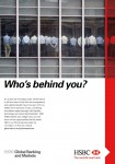 HSBC ads for JWT – Michelle French Design