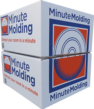 Minute Molding stacked