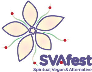 The logo for SVAfest was inspired by the cross section of an apple.